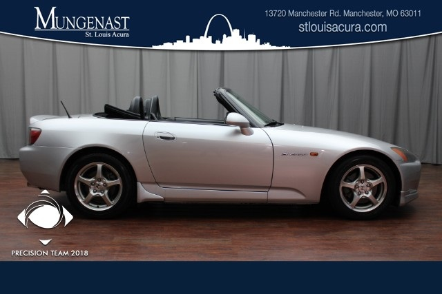Pre-Owned 2002 Honda S2000 Base